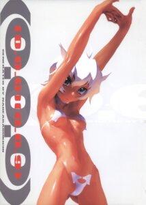 Rating: Questionable Score: 9 Tags: bikini_top bottomless maebari tagme User: Radioactive