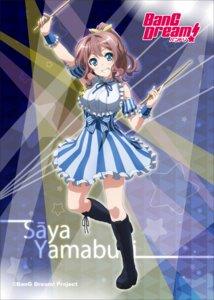 Rating: Safe Score: 15 Tags: bang_dream! heels yamabuki_saaya User: saemonnokami