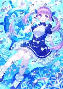 Rating: Safe Score: 13 Tags: hololive kappe_reeka maid minato_aqua User: BattlequeenYume