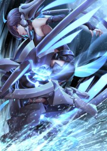 Rating: Safe Score: 23 Tags: forever_7th_capital mecha_musume rukousou_no_hana User: Cold_Crime