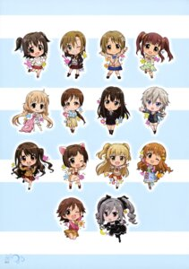 Rating: Safe Score: 27 Tags: akagi_miria anastasia_(idolm@ster) animal_ears chibi dress fujima_takuya futaba_anzu gothic_lolita headphones honda_mio jougasaki_rika kanzaki_ranko lolita_fashion maekawa_miku mimura_kanako moroboshi_kirari nekomimi nitta_minami ogata_chieri seifuku shibuya_rin shimamura_uzuki sweater tada_riina tail the_idolm@ster the_idolm@ster_cinderella_girls User: drop