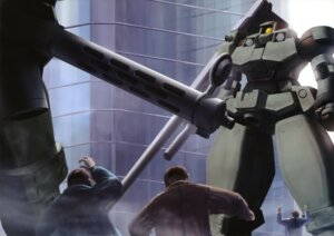 Rating: Safe Score: 3 Tags: gundam gundam_wing mecha User: Share