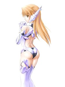 Rating: Safe Score: 39 Tags: ass mecha_musume serio takuteks thighhighs to_heart to_heart_(series) User: Radioactive