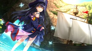 Rating: Safe Score: 27 Tags: kushima_kamome otou21 pirate skirt_lift summer_pockets summer_pockets_reflection_blue User: marechal