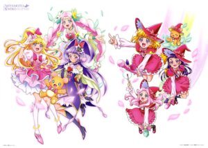 Rating: Questionable Score: 6 Tags: heels mahou_girls_precure! miyamoto_emiko pretty_cure tagme witch User: drop