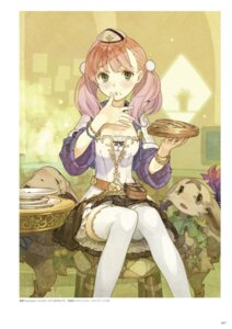 Rating: Safe Score: 32 Tags: atelier atelier_escha_&_logy cleavage digital_version escha_malier hidari jpeg_artifacts thighhighs User: Shuumatsu