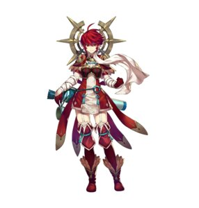 Rating: Questionable Score: 5 Tags: armor chiko dress fire_emblem fire_emblem_heroes fire_emblem_if hinoka nintendo stockings thighhighs User: fly24