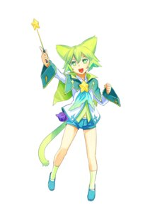 Rating: Safe Score: 6 Tags: animal_ears tagme tail weapon User: Radioactive