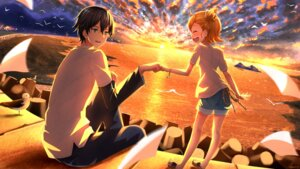 Rating: Safe Score: 19 Tags: barakamon handa_seishuu kotoishi_naru swordsouls wallpaper User: SubaruSumeragi