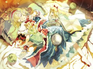Rating: Safe Score: 10 Tags: 119 alice_margatroid touhou User: Radioactive