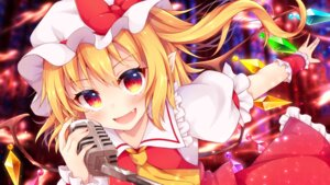 Rating: Safe Score: 22 Tags: flandre_scarlet miy@ pointy_ears touhou wings User: Mr_GT