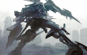 Rating: Safe Score: 43 Tags: armored_core kawanakajima mecha User: NeoReaper