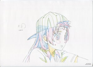 Rating: Safe Score: 5 Tags: dual_(garakowa) glass_no_hana_to_kowasu_sekai raw_scan sketch User: hirotn