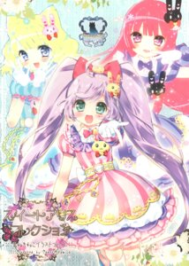 Rating: Questionable Score: 7 Tags: dress houjou_sophie kamiya_maneki manaka_lala manekineko minami_mirei pripara User: Radioactive