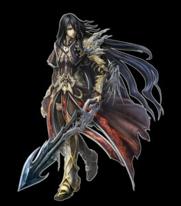 Rating: Safe Score: 7 Tags: aslan blood_of_bahamut male sword tagme User: Radioactive