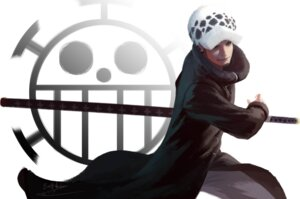 Rating: Safe Score: 8 Tags: male one_piece sai_foubalana signed sword trafalgar_law User: mattiasc02
