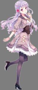 Rating: Safe Score: 103 Tags: dress heels hiten pantyhose transparent_png User: KazukiNanako