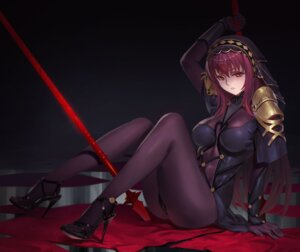Rating: Questionable Score: 39 Tags: armor bodysuit fate/grand_order heels scathach_(fate/grand_order) tagme weapon User: Mr_GT