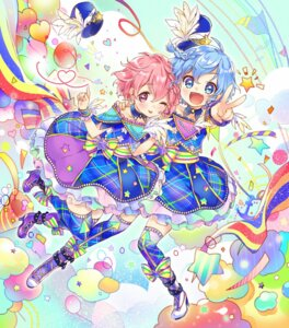 Rating: Safe Score: 20 Tags: dorothy_west dress heels hyerry leona_west pripara thighhighs trap User: blooregardo
