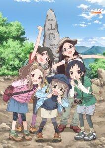 Rating: Safe Score: 13 Tags: aoba_kokona kuraue_hinata kurosaki_honoka megane pantyhose saitou_kaede_(yama_no_susume) tagme yama_no_susume yukimura_aoi User: vita