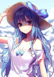 Rating: Safe Score: 129 Tags: cleavage haru_ato User: nphuongsun93