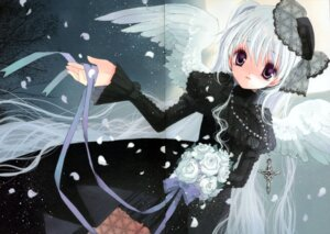 Rating: Safe Score: 18 Tags: crease fixme gap lolita_fashion paper_texture rami wings User: hugo_victor