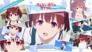 Rating: Safe Score: 34 Tags: hashima_izumi saenai_heroine_no_sodatekata seifuku wallpaper User: makiesan
