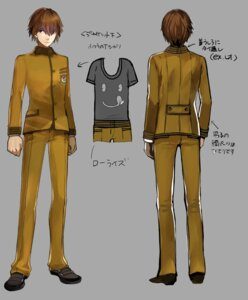 Rating: Safe Score: 6 Tags: character_design fate/extra fate/stay_night kishinami_hakuno male male_protagonist_(fate/extra) User: Yokaiou