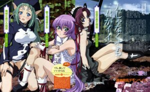 Rating: Safe Score: 8 Tags: al_azif demonbane elsa etheldreda pantsu suzuki_takehiro User: Radioactive