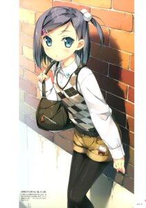 Rating: Safe Score: 77 Tags: hentai_ouji_to_warawanai_neko kantoku pantyhose tsutsukakushi_tsukiko User: Twinsenzw