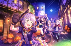 Rating: Safe Score: 24 Tags: animal_ears eyepatch halloween hayasaka_mirei hoshi_shouko koshimizu_sachiko morikubo_nono nekomimi nurse pantyhose tagme tail the_idolm@ster the_idolm@ster_cinderella_girls the_idolm@ster_cinderella_girls_starlight_stage thighhighs weapon User: Spidey