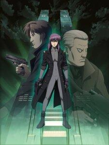 Rating: Safe Score: 14 Tags: batou ghost_in_the_shell gun kusanagi_motoko togusa User: DLS84