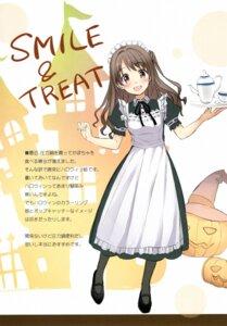 Rating: Safe Score: 26 Tags: automa_kikyuu halloween honjou_masato maid shimamura_uzuki tagme the_idolm@ster the_idolm@ster_cinderella_girls User: kiyoe