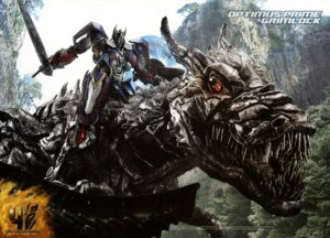 Rating: Safe Score: 12 Tags: mecha monster sword transformers User: drop