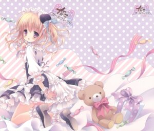 Rating: Safe Score: 53 Tags: frill_frill lolita_fashion morinaga_korune User: petopeto
