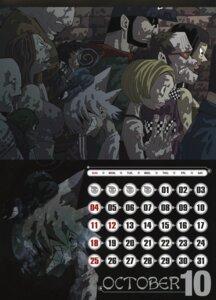 Rating: Safe Score: 3 Tags: blair calendar soul_eater soul_eater_(character) User: blooregardo