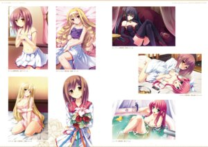 Rating: Questionable Score: 16 Tags: bathing bra breast_grab breast_hold cleavage ensemble_(company) hana_to_otome_ni_shukufuku_wo hana_to_otome_ni_shukufuku_wo_royal_bouquet heels houshou_seika kashima_shizuru mutou_kurihito nagishiro_miyako naked pantsu seifuku tenhouin_ayane thighhighs trap tsukioka_akira User: john.doe