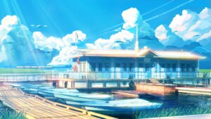 Rating: Safe Score: 42 Tags: arsenixc everlasting_summer landscape User: charunetra