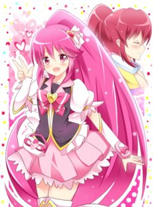 Rating: Safe Score: 22 Tags: aino_megumi happiness_charge_precure! pretty_cure shinekalta User: 椎名深夏