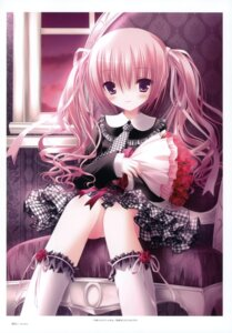 Rating: Safe Score: 51 Tags: bell lolita_fashion pantsu tinkle User: crim
