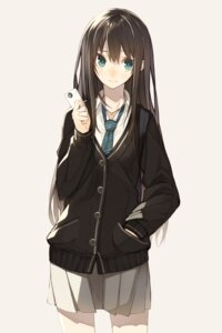 Rating: Safe Score: 45 Tags: seifuku senmu shibuya_rin the_idolm@ster the_idolm@ster_cinderella_girls User: 麻里子