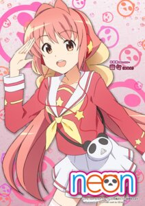 Rating: Safe Score: 16 Tags: headphones neon seifuku taku User: Radioactive