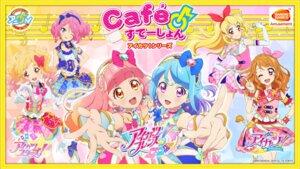 Rating: Safe Score: 17 Tags: aikatsu! aikatsu!_idol_katsudou! aikatsu_friends! aikatsu_stars! bandai_namco hoshimiya_ichigo minato_mio nijino_yume oozora_akari sakuraba_rola wallpaper yuuki_aine User: saemonnokami
