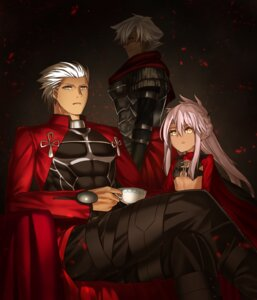 Rating: Safe Score: 8 Tags: archer armor erect_nipples fate/grand_order fate/stay_night kuroe_von_einzbern tagme User: KazukiNanako
