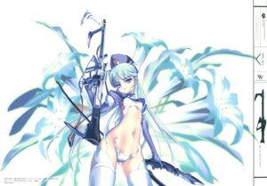 Rating: Questionable Score: 57 Tags: choco erect_nipples fixed gun maebari thighhighs User: vita