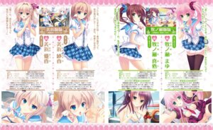 Rating: Explicit Score: 6 Tags: breasts kazunari koisuru_shimai_no_sextet kumatora_tatsumi makinose_mai makinose_mayu mihama_suzuka mihama_yuuka nipples peassoft seifuku sex swimsuits User: Checkmate