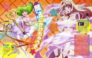 Rating: Questionable Score: 10 Tags: cleavage itou_mariko macross macross_frontier naked pantyhose ranka_lee sheryl_nome User: KiNAlosthispassword