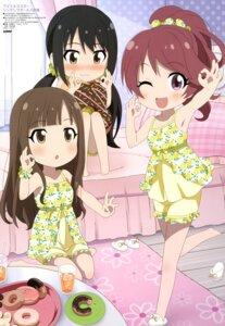Rating: Safe Score: 12 Tags: dress mizumoto_yukari nakano_yuka shiina_noriko takatsu_tomoko the_idolm@ster the_idolm@ster_cinderella_girls User: drop