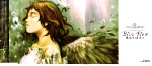 Rating: Safe Score: 3 Tags: abe_yoshitoshi crease disc_cover fixme haibane_renmei rakka wings User: Radioactive