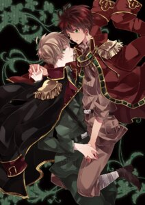 Rating: Safe Score: 6 Tags: hetalia_axis_powers male saemi spain united_kingdom User: Radioactive